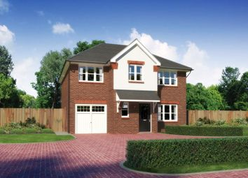 "Thumbnail 5 bed detached house for sale in ""Heddon"" at Callenders Green, Scotchbarn Lane, Prescot"