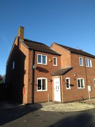 Thumbnail 2 bed semi-detached house for sale in Thornhills Grove, Narborough