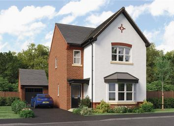 """Thumbnail 4 bed detached house for sale in """"Esk"""" at Rykneld Road, Littleover, Derby"""