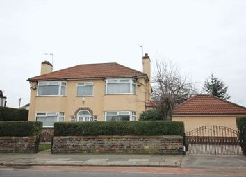 Thumbnail 5 bedroom detached house for sale in Woolton Road, Wavertree, Liverpool
