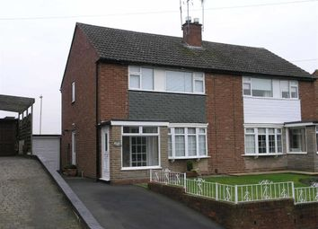 Thumbnail 3 bedroom semi-detached house for sale in Linley Grove, Dudley