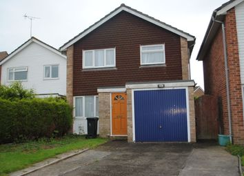 Thumbnail 3 bed detached house to rent in Porlock Gardens, Nailsea