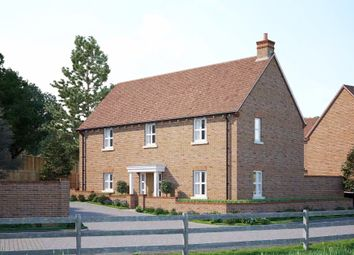 Thumbnail 4 bedroom detached house for sale in Farnham Road, Sheet, Petersfield, Hampshire