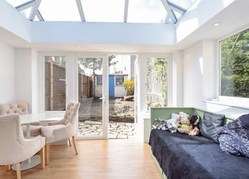 Thumbnail 1 bed flat for sale in Saxon Road, London