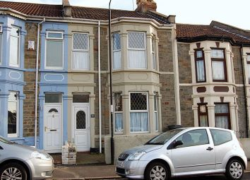 Thumbnail 2 bed terraced house to rent in Britannia Road, Easton, Bristol