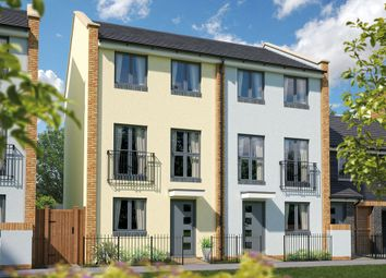 "Thumbnail 3 bed town house for sale in ""The Winchcombe"" at Mansell Road, Patchway, Bristol"
