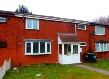 Thumbnail 4 bedroom terraced house to rent in Prosser Street, Wolverhampton