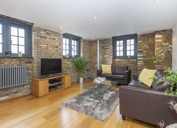 Thumbnail 2 bed flat to rent in Tempus Wharf, Bermondsey Wall West, London