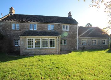Thumbnail 4 bed farmhouse to rent in Chapel Plaister, Box, Corsham