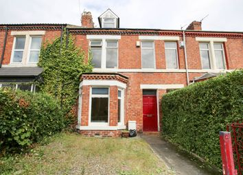 Thumbnail 5 bed terraced house to rent in Kingsley Place, Heaton, Newcastle Upon Tyne