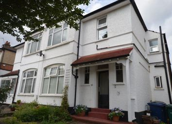 Thumbnail 2 bed flat to rent in Rowsley Avenue, London