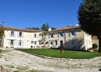 Thumbnail 9 bed property for sale in Ruffec, Poitou-Charentes, 16700, France