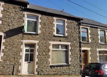 Thumbnail 3 bedroom terraced house to rent in Cardiff Road, Abercynon, Mountain Ash