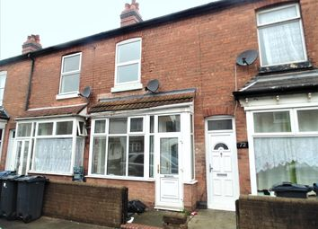Thumbnail 3 bed terraced house to rent in Cornwall Road, Handsworth Wood