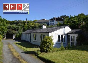 Thumbnail 3 bed detached bungalow for sale in The Bungalow, Balkan Hill, Aberdyfi, Gwynedd