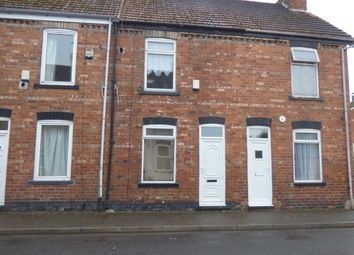 Thumbnail 2 bed terraced house to rent in Linden Terrace, Gainsborough
