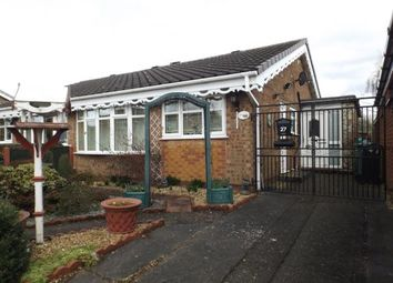 Thumbnail 3 bed bungalow for sale in Pineneedle Croft, Willenhall, West Midlands