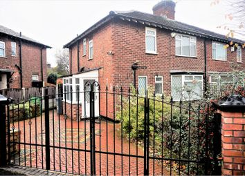 Thumbnail 3 bed semi-detached house to rent in Gilmour Terrace, Manchester