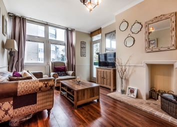 Thumbnail 1 bed flat for sale in Swanton Gardens, Southfields, London
