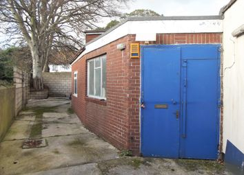 Thumbnail Industrial for sale in Coombe Road, Paignton