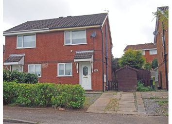Thumbnail 2 bed semi-detached house for sale in Meldon Road, Heysham, Morecambe
