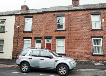 Thumbnail 3 bed terraced house to rent in Ellesmere Road North, Sheffield