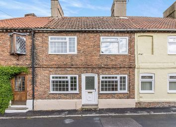Thumbnail 2 bed terraced house for sale in Chapel Lane, Rawcliffe, Goole
