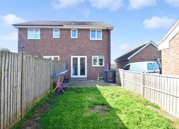 Thumbnail 2 bed semi-detached house for sale in Northwall Road, Deal, Kent