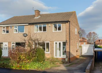Thumbnail 3 bed semi-detached house for sale in High Storrs Close, Greystones, Sheffield