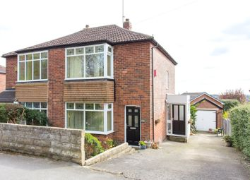 Thumbnail 2 bed semi-detached house for sale in Parkside Road, Leeds, West Yorkshire