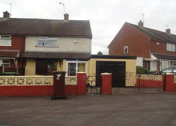 Thumbnail 2 bed property to rent in Bucknall Road, Essington, Wolverhampton