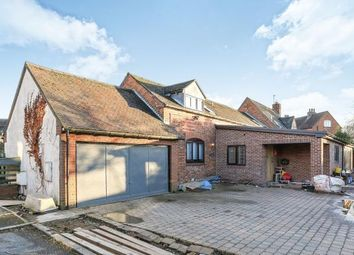 Thumbnail 5 bed barn conversion for sale in Kirtland Close, Austrey, Warwickshire