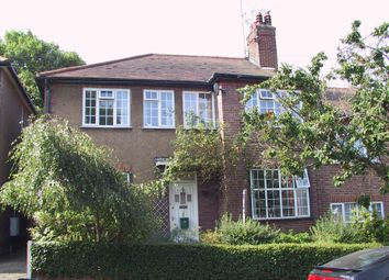 Thumbnail 2 bed maisonette to rent in Ashbourne Avenue, Harrow On The Hill