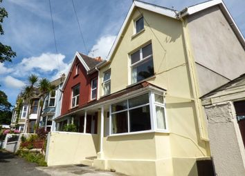 5 bed end terrace house for sale in Clement Terrace, Tenby SA70