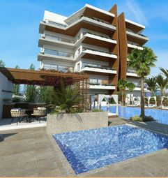 Thumbnail 3 bed apartment for sale in Germasoyia, Limassol, Cyprus