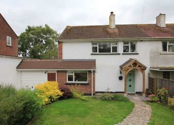 Thumbnail 3 bedroom semi-detached house for sale in Haccombe Path, Newton Abbot