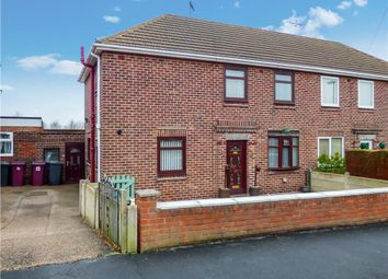 Thumbnail 3 bed semi-detached house for sale in Tennyson Road, Creswell