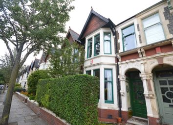 4 bed terraced house for sale in Roath Court Road, Roath, Cardiff CF24