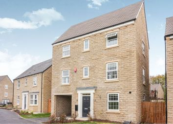 Thumbnail 4 bed detached house for sale in Mill Row, Otley