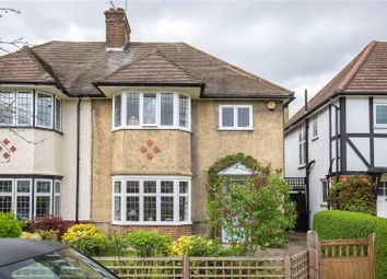 Thumbnail 3 bed semi-detached house for sale in St. Pauls Way, Finchley, London