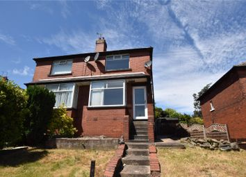 Thumbnail 2 bed semi-detached house to rent in Ellesmere, Old Road, Churwell, Leeds
