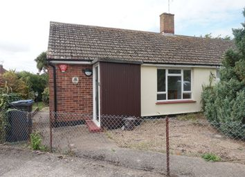 1 bed semi-detached bungalow for sale in Rose Gardens, Minster, Ramsgate CT12