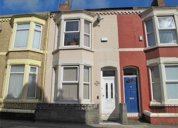 Thumbnail 3 bedroom terraced house for sale in Bryanston Road, Aigburth, Liverpool, Merseyside