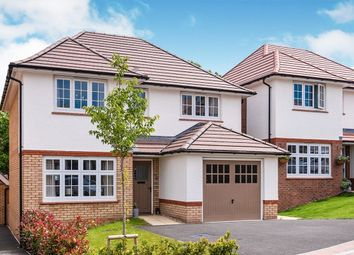Thumbnail 4 bed detached house for sale in Foxglove Close, Newton Abbot