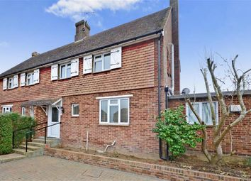Thumbnail 3 bed semi-detached house for sale in Pittlesden, Tenterden, Kent