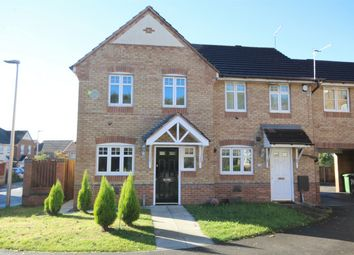 Thumbnail 3 bed detached house to rent in Dartington Road, Platt Bridge, Wigan