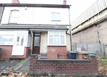 Thumbnail 1 bedroom property to rent in Darlaston Road, Walsall