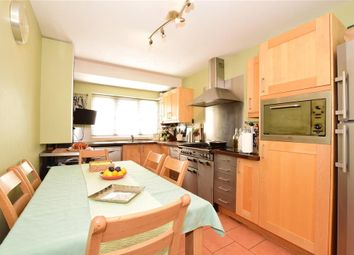 Thumbnail 3 bedroom detached house for sale in Upminster Road North, Rainham, Essex