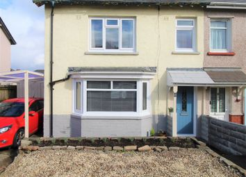 Thumbnail 3 bed semi-detached house for sale in Crossways Road, Cardiff