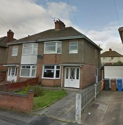 Thumbnail 3 bed semi-detached house to rent in Masefield Avenue, Derby